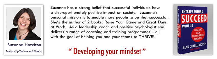 Chapter 3 - Developing your mindset